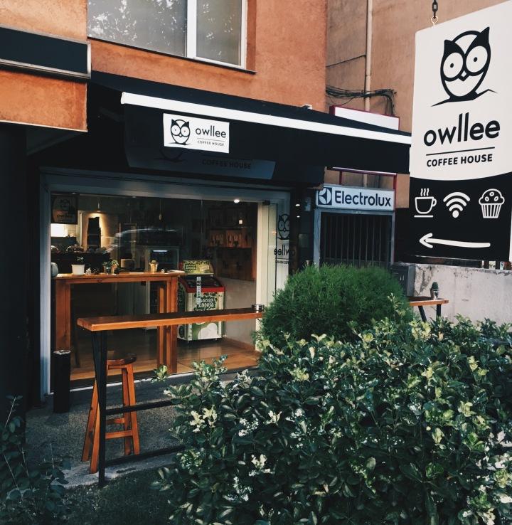 Owllee coffee house – новото ми откритие вСофия