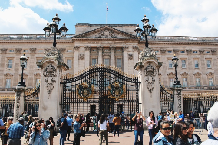 London Calling: обикаляне, снимки и многоизненади