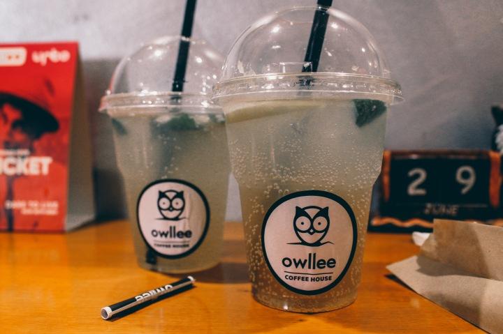 Owllee 2.0: лимонади и други летнипредложения