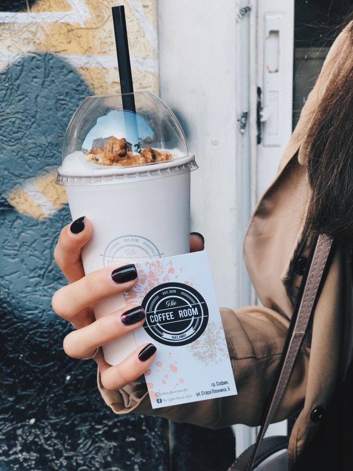 The Coffee Room: разнообразие от идеи и вкусове в чашакафе